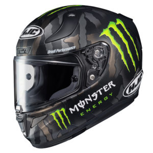 HJC RPHA 11 Pro – Monster Military Camo